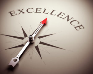 Business development aiming towards excellence