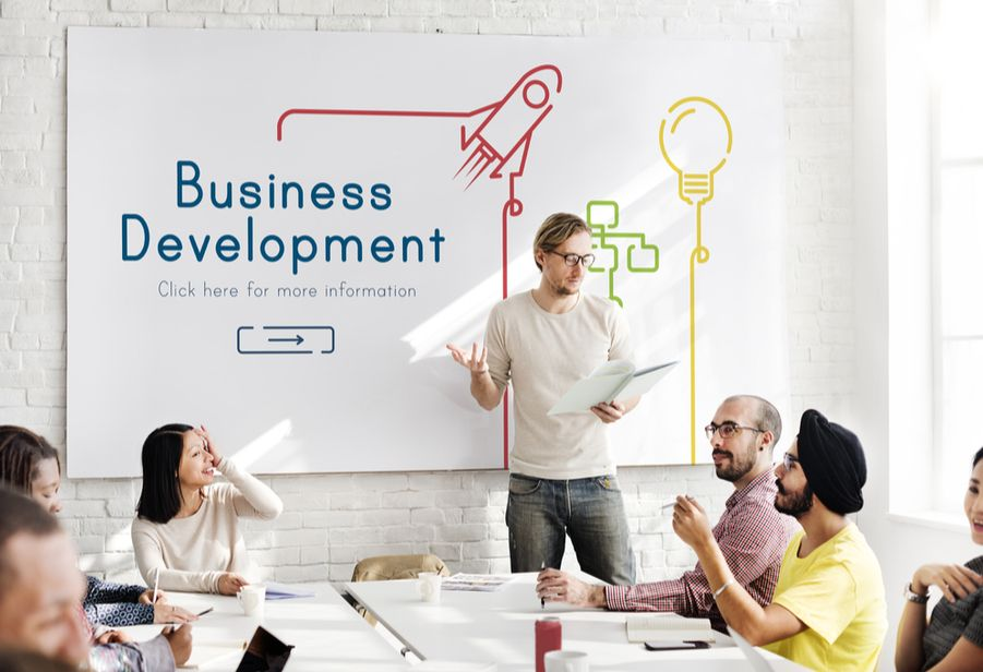 Business development advice