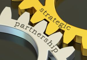 Outsource strategic partnership